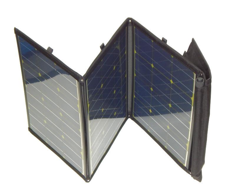 solarmodul 12v 100 watt faltbar mit laderegler und kabelsatz prepper. Black Bedroom Furniture Sets. Home Design Ideas