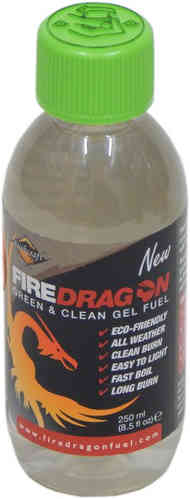 BCB Fire Dragon Gel Brennstoff 250 ml