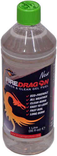 BCB Fire Dragon Gel Brennstoff 1 Liter