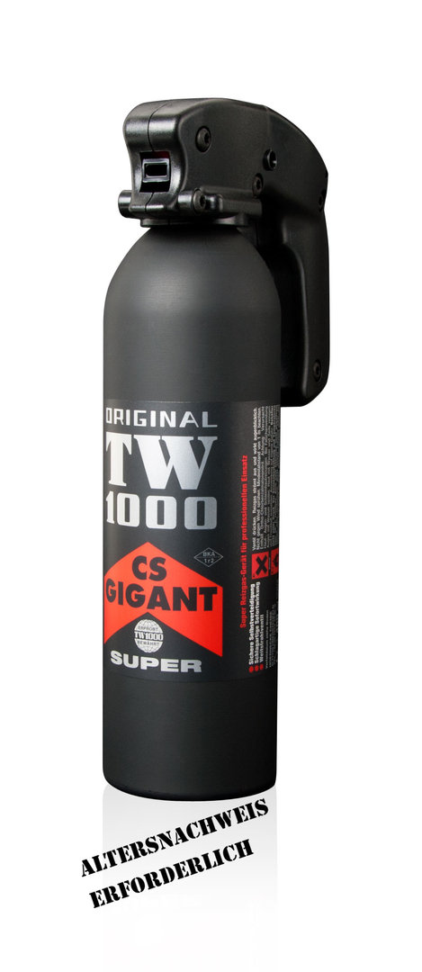 CS-Gas TW1000 Super Gigant 400 ml