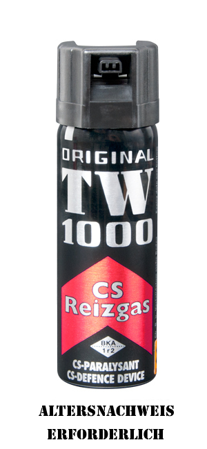 CS-Gas TW1000 Standard 63 ml
