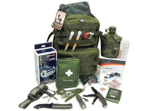 Fluchtrucksack / Bug Out Bag small