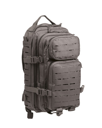 Rucksack Assault Pack Laser grey