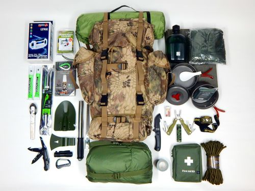 Fluchtrucksack / Bug Out Bag medium